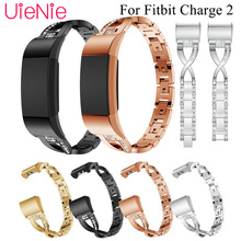 Cool shape Strap For Fitbit Charge 2 frontier/classic band replacement wrist bracelet for smart watch wristband