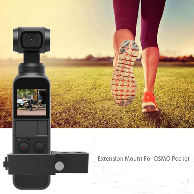 Holder Heightened Supporting Mount Base Desktop Stand For DJI Osmo Pocket 1-2PC