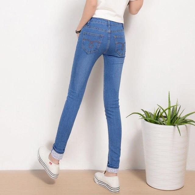 Tienda Online 6 Pantalones vaqueros EXTRA grandes modelos de mujer ...