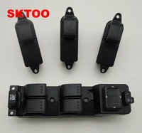 SKTOO For Mazda 6 Front Rear LIFTER SWITCH M6 Horse Six 05 13 Glass Lift Switch