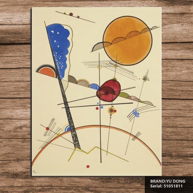 Naturaleza muerta Pintura Al leo de Wassily Kandinsky arte Dibujo