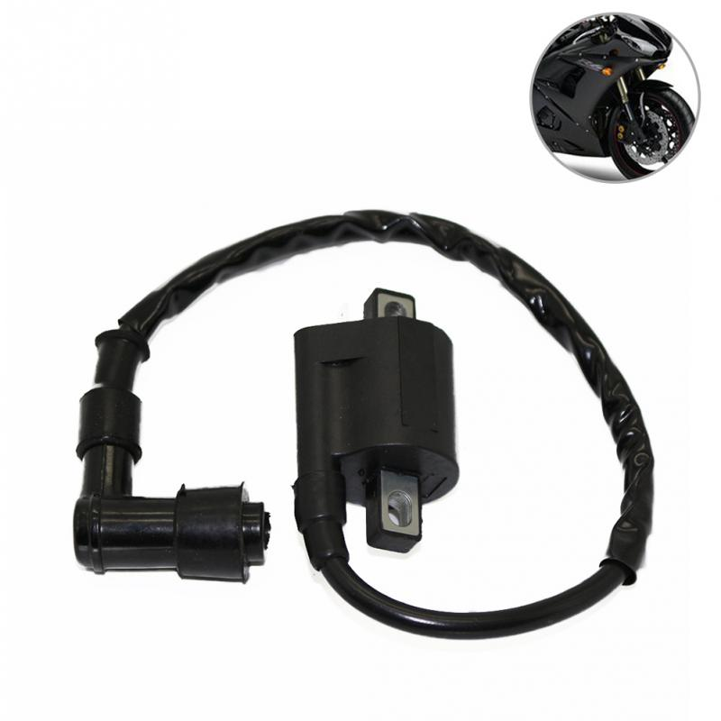 CG-125 Motorcycle Ignition Coil For 50cc Upto 250cc Scooter 12