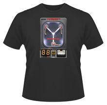 цена Mens T-Shirt, Flux Capacitor Inspired By Back to the Future Ideal Birthd Present New T Shirts Funny Tops Tee New Unisex в интернет-магазинах