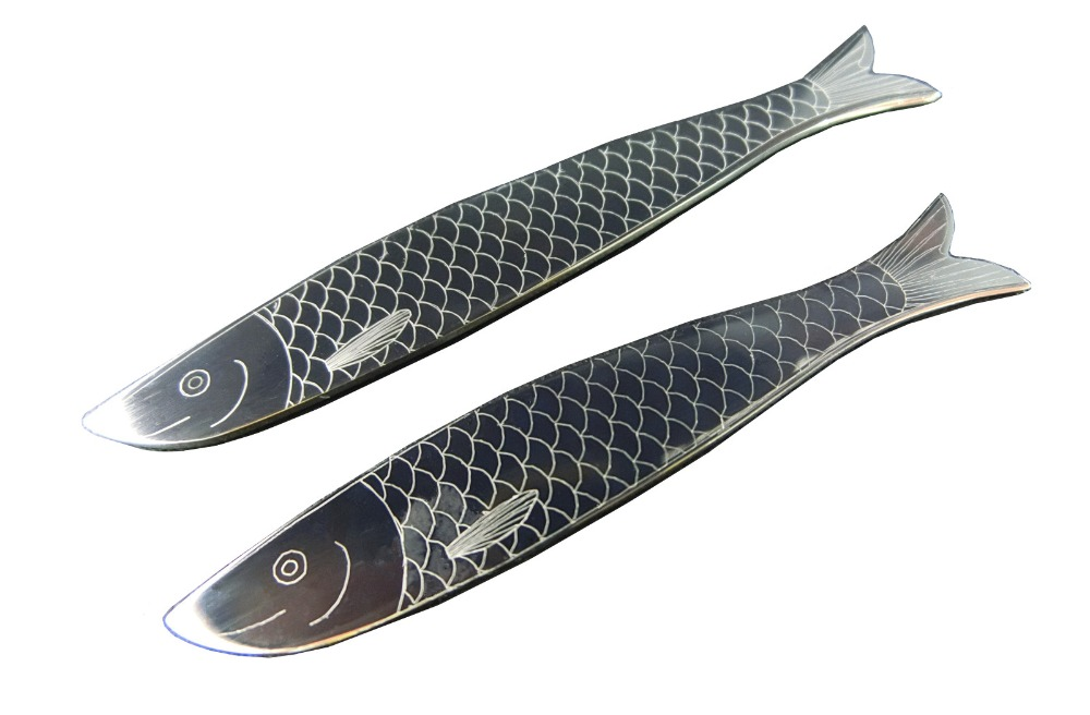 SHANH ZUN 316L Stainless Steel Collar Stays Bones For Dress Shirt 1 Pair 63.5 Inches