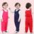 Nova roupa do bebê inverno crianças pato para baixo calças de cintura alta macacões quentes para o desgaste de neve criança das meninas dos meninos macacão quentes outerwear