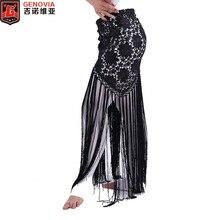 Traje de dança do ventre feminino sexy, traje de dança do ventre com borla, lenço, floral, cinto, saia com fritas, 6 cores, 2019