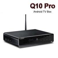 Himedia Q10 Pro 4 K Android 7,1 ТВ коробка 3D Смарт медиаплеера Hi3798CV200 4 ядра Декодер каналов кабельного телевидения Bluetooth Wifi ТВ коробка Dolby