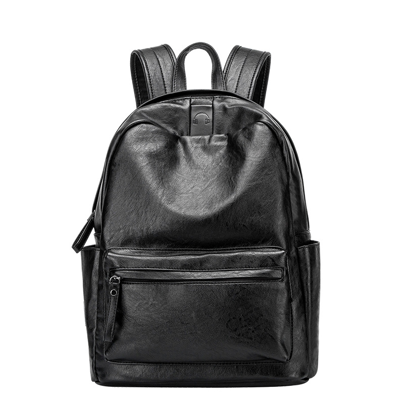 Backpack New Women 100 Genuine Leather Bag Anti Theft High Quality Soft back Urban Fashion Famous