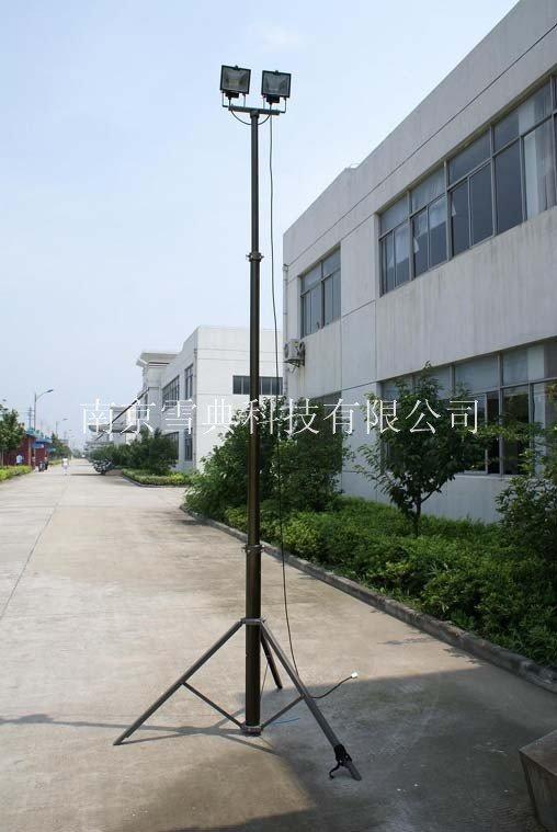US $15 79 |portable pneumatic telescopic masts with tripod/antenna  telescopic mast/military mast/mobile light tower on Aliexpress com |  Alibaba Group