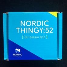 1 pcs x nRF6936 Bluetooth เครื่องมือ (802.15.1) IOT Sensor ชุด Thingy: 52 Evaluation nRF52832