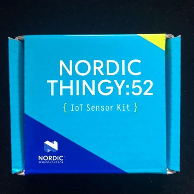 1 pcs x  nRF6936 Bluetooth Development Tools (802.15.1) IOT Sensor Kit Thingy:52 Evaluation of nRF52832
