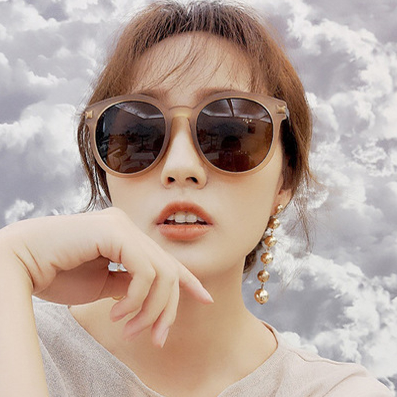 SALUTTO lyx Kvinnor Solglasögon Märke Mode Vintage Färgrik - Kläder tillbehör