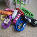 High Quality 3M/10FT Colorful Wire 8Pin USB Sync Data Charging Charger Cable For iPhone 7 6 6S Plus 5 5S 5C SE Latest iOS 10