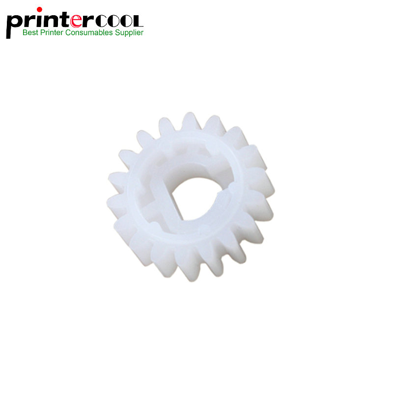 einkshop 2pcs Developer Gear For <font><b>Kyocera</b></font> <font><b>FS</b></font> 1025 1040 1020 1060 1120 <font><b>1125</b></font> Copier Spare Part image