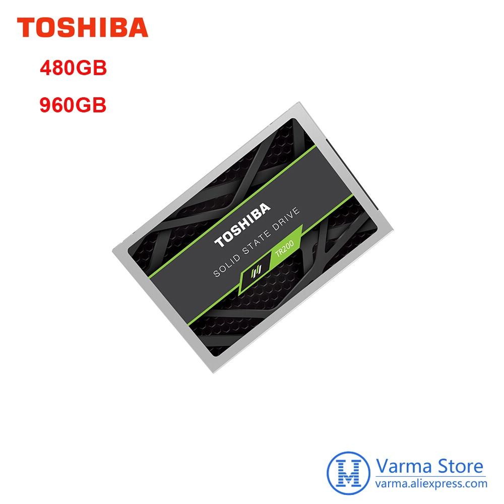 Toshiba SSD 480 GB SSD TR200 2.5
