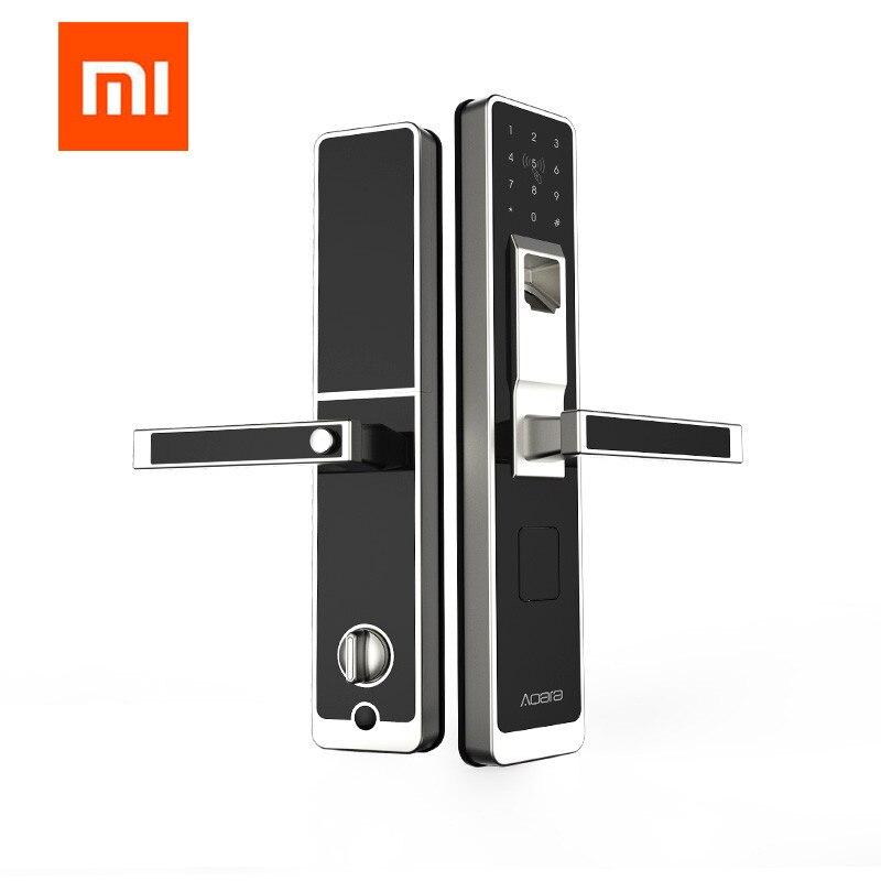Xiaomi aqara serrure de porte ensemble