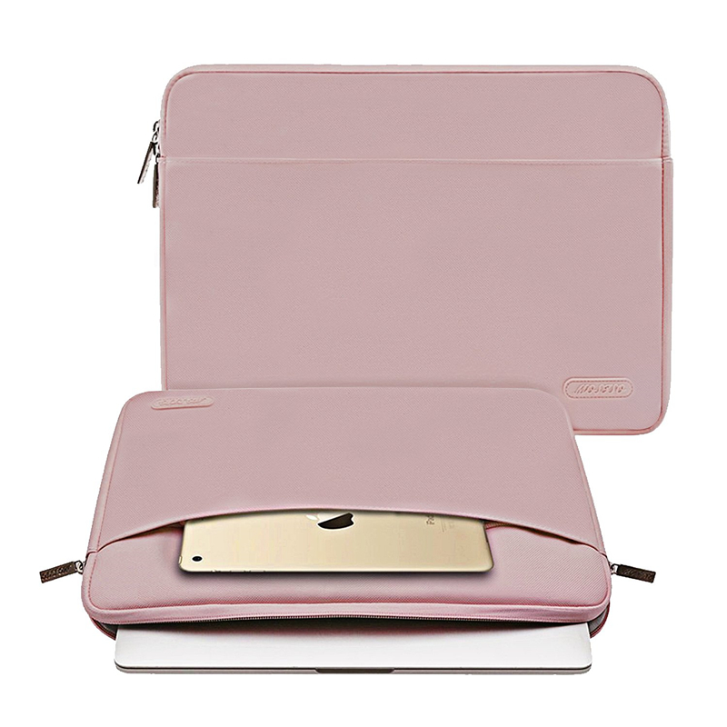 """Image 2 - MOSISO Laptop Sleeve Case Waterproof Protective Notebook Bag Carrying Case for 13"""" 14"""" 15"""" Macbook Air Pro ASUS Acer Lenovo Dell-in Laptop Bags & Cases from Computer & Office"""