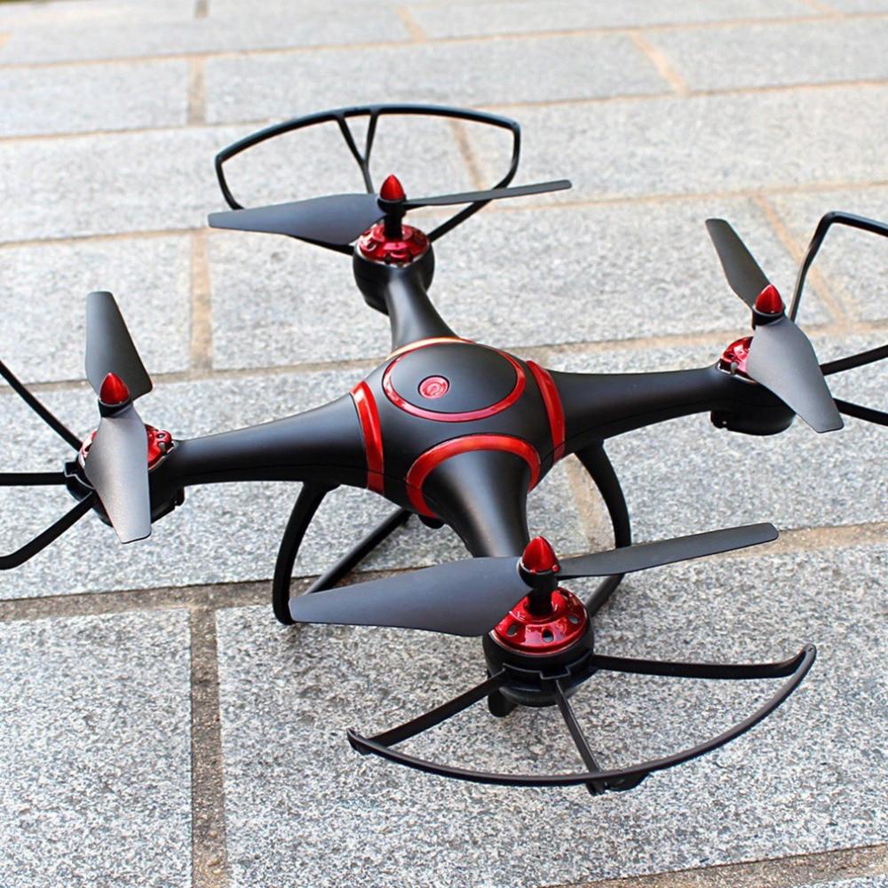 720 p HD camare WiFi rc drone Quadcopter Aeronave Helicóptero de Controle Remoto LED Night Visão RC Quadcopter Zangão Headless
