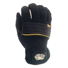 Genuine Highest Quality  Extra Durable Puncture Resistance Non-slip Working Gloves(Medium ,Black)