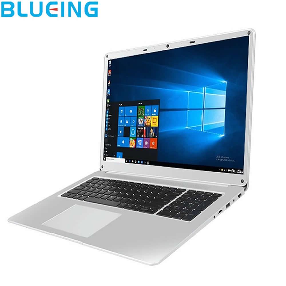 Ordinateur portable 17.3 pouces Ultrabook Ordinateurs Portables De Jeu IPS Intel Celeron N3450 Ordinateur Portable Avec 6 GB RAM 64 GB