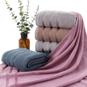 Image 3 - ZHUO MO 70 * 140cm Bamboo fiber Bath Towel For Adults Sport Bathroom Outdoor Travel Soft Thick High Absorbent Antibacterial