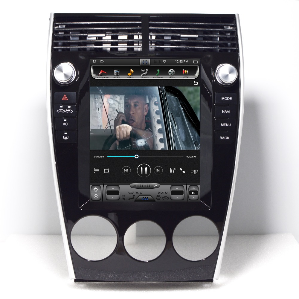 CHOGATH 10.4 ''android 7.0 Vertical Screen <font><b>system</b></font> Car Radio <font><b>GPS</b></font> Multimedia Stereo for old <font><b>mazda</b></font> <font><b>6</b></font> 2002-2015 with maps,wifi,usb image