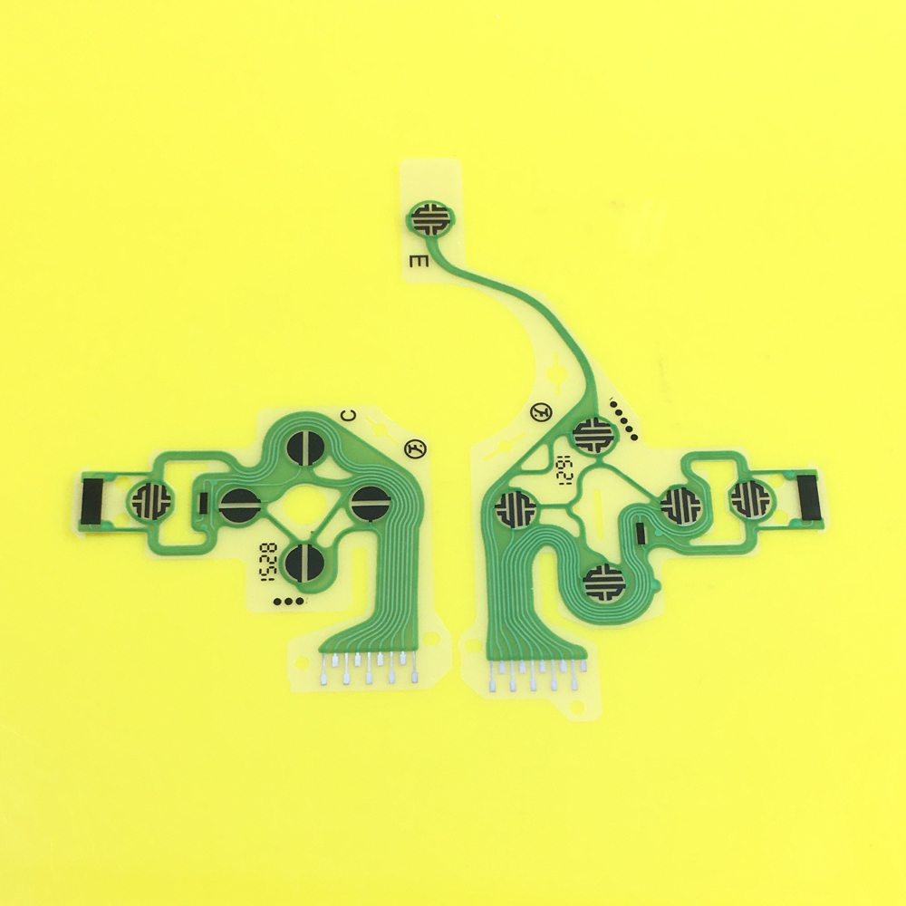Jing Cheng Da Replacement Controller Ribbon Circuit Board PCB Contact Pad flex cable for PS4 Controller JDM-030 Repair part
