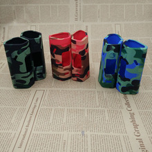 Hot Protective Silicone Sleeve Case for for Wismec Reuleaux RX2/3 150W/200W Mod  Camouflage Silicone Case