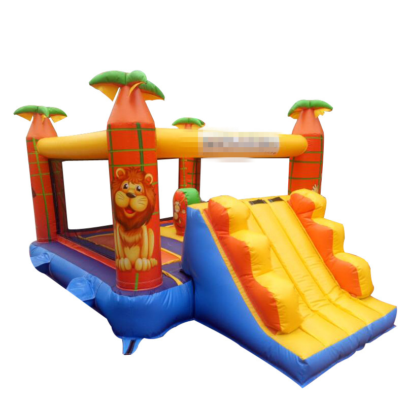 Commercial Grade Inflatable Bounce House Bouncing Castle With Blowers