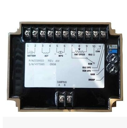 цена на Speed Controller 3098693 for generator