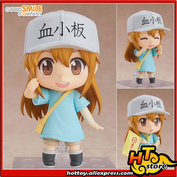 """100% Original Good Smile Company No.1036 Action Figure - Platelet from """"Cells at Work"""""""