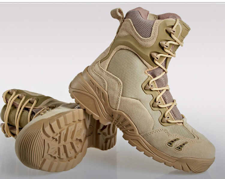 Men's Hunting US Army Military Boots Special Forces Tactical