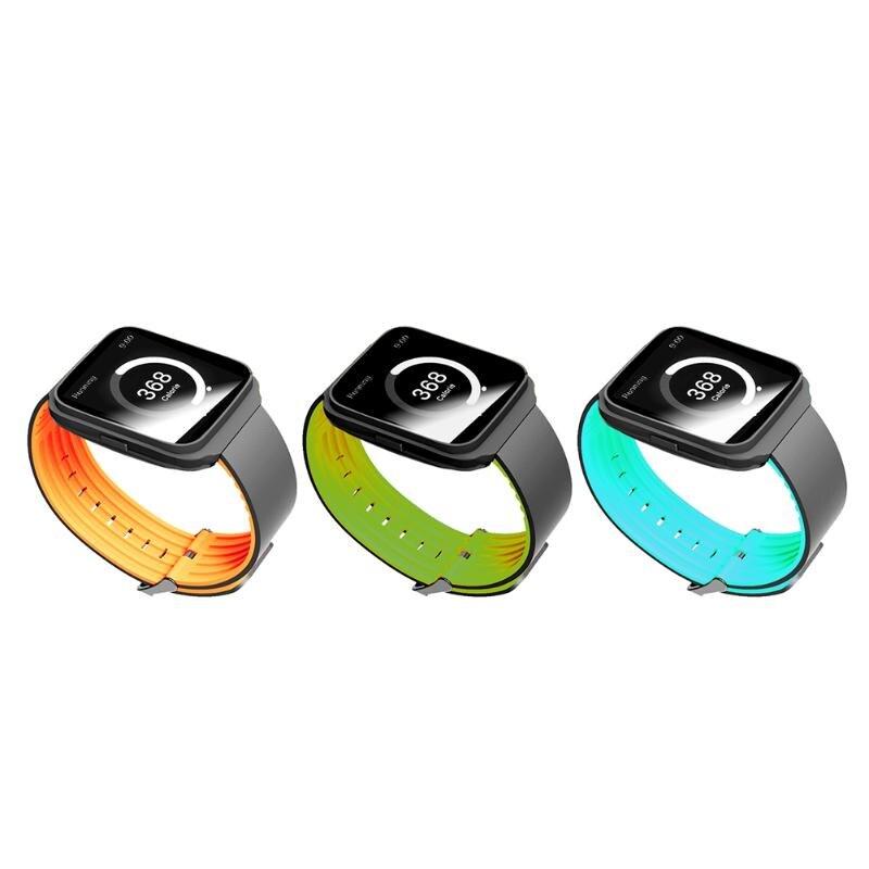 M40 montre intelligente fréquence cardiaque moniteur de sommeil Tracker de Fitness Bracelet intelligent appel téléphonique caméra Bluetooth pour IOS Android Smartphone