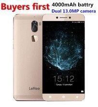 "D'origine LETV leRee le 3 5.5 ""FHD Mobile téléphone Android 6.0 MSM8976 Octa Core RAM 3 GB ROM 32GGB 4000 mAh 4G LTE 13MP Smartphone"