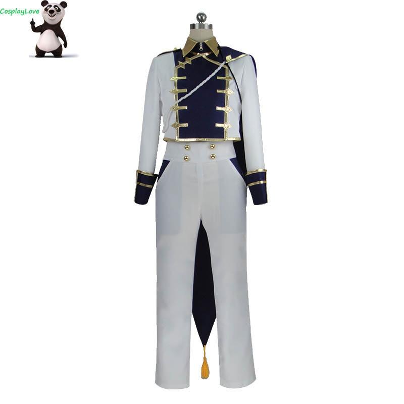 Ensemble Stars Knights 3 Izumi Sena Ritsu Sakuma Cosplay Costume Custom Made For Halloween CosplayLove