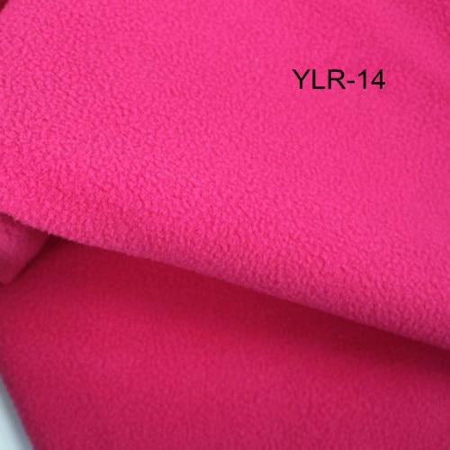 4ed7ef9d4a Fuchsia Red Pink Soft Polar Fleece Fabric by Yard Patchwork Tissues Pet s  Net Materials Fleece Fabrics