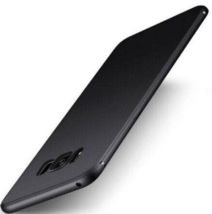 Чехол для s 9 Роскошный тонкий мягкий Вернуться ТПУ защитить кожу ультра тонкий телефон чехол для samsung Galaxy S9 плюс s5 S6 S7 край S8 случаях
