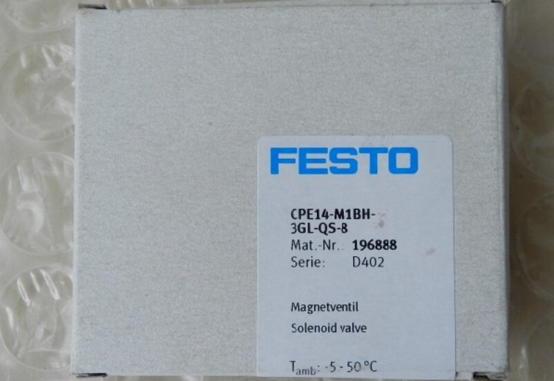 CPE14-M1BH-3GL-QS-8 196888 solenoid valves body FESTO without Coil free shipping