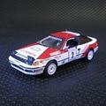 1:43 Toyota Celica GT-Four Rally Edition бутик сплава автомобиля игрушки для детей детей игрушки Модель Оригинальной коробке