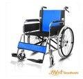 Cofoe aluminum alloy  portable and slight type with brake fold wheelchair