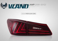 For Vland Car Rear Lamp For Lexus For IS250 For IS300 For IS350 LED Taillights Plug