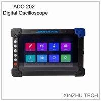 ADO202 Handheld Digital Storage Oscilloscope Single Channel Probe ADO 202 Handheld Oscilloscope