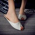 Новый летний бренд Баотоу досуг женские тапочки 5 цвета 5 ярдов кожаные сандалии женщин
