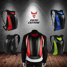 Motocentric Горячая мотоциклетный рюкзак Мото сумка водонепроницаемый плечи светоотражающий шлем сумка мото rcycle гоночный пакет