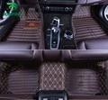 Top Quality 3D tapete de carro para MITSUBISHI Outlander mat pé almofada do pé do carro 4 cores para a esquerda mão driver transporte da gota