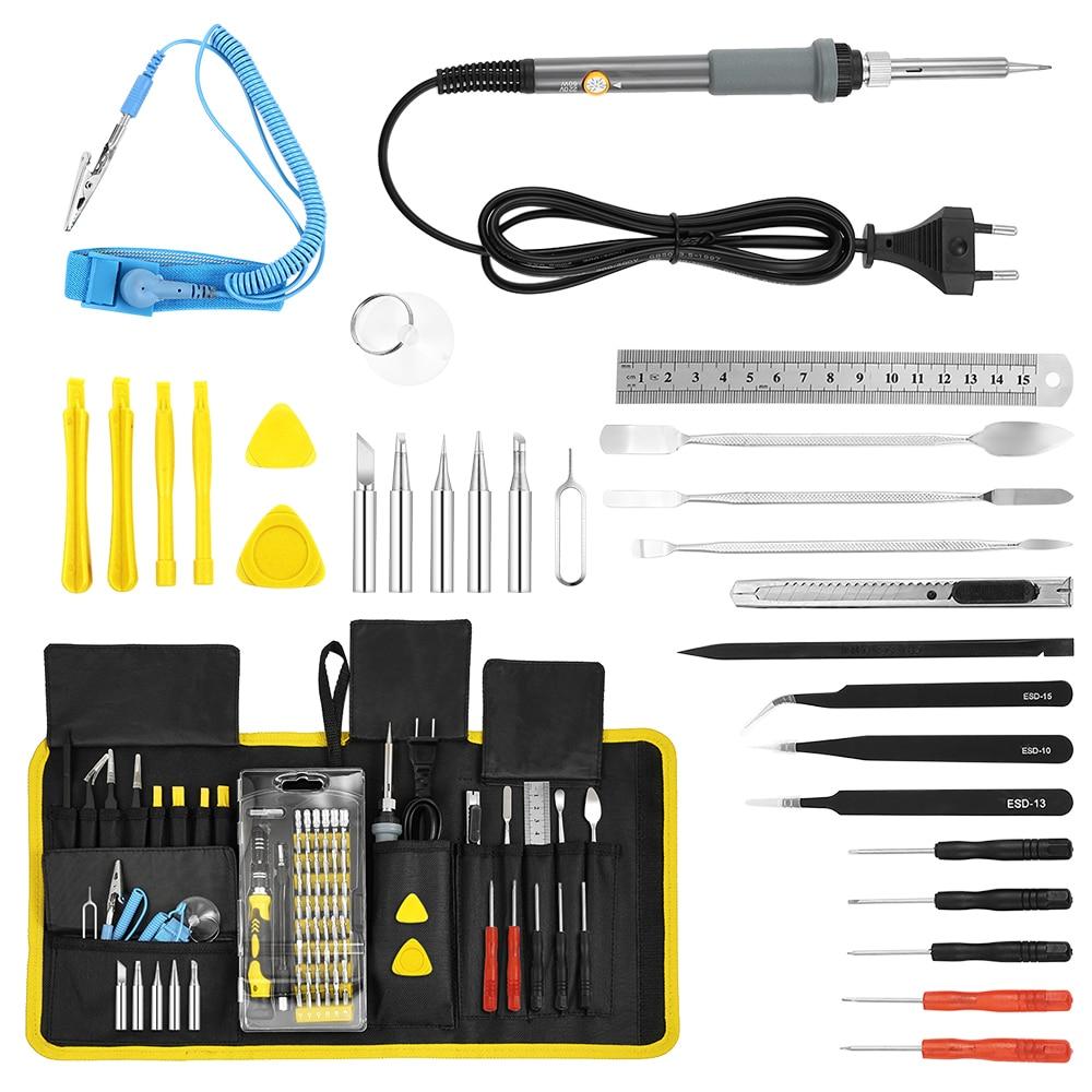 87 In 1 Precision Screwdriver Set Professional Repairing Tools Hand Tool Set For Repairing Tablet Laptop PC Smart Phone Watch