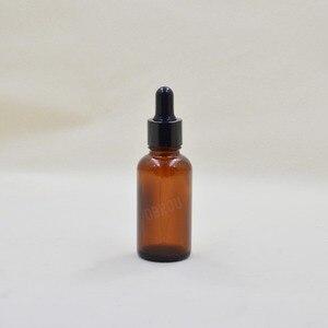 Image 5 - アンバーガラス 5 100 ミリリットルの液体試薬ピペットボトルスポイトドロップアロマ