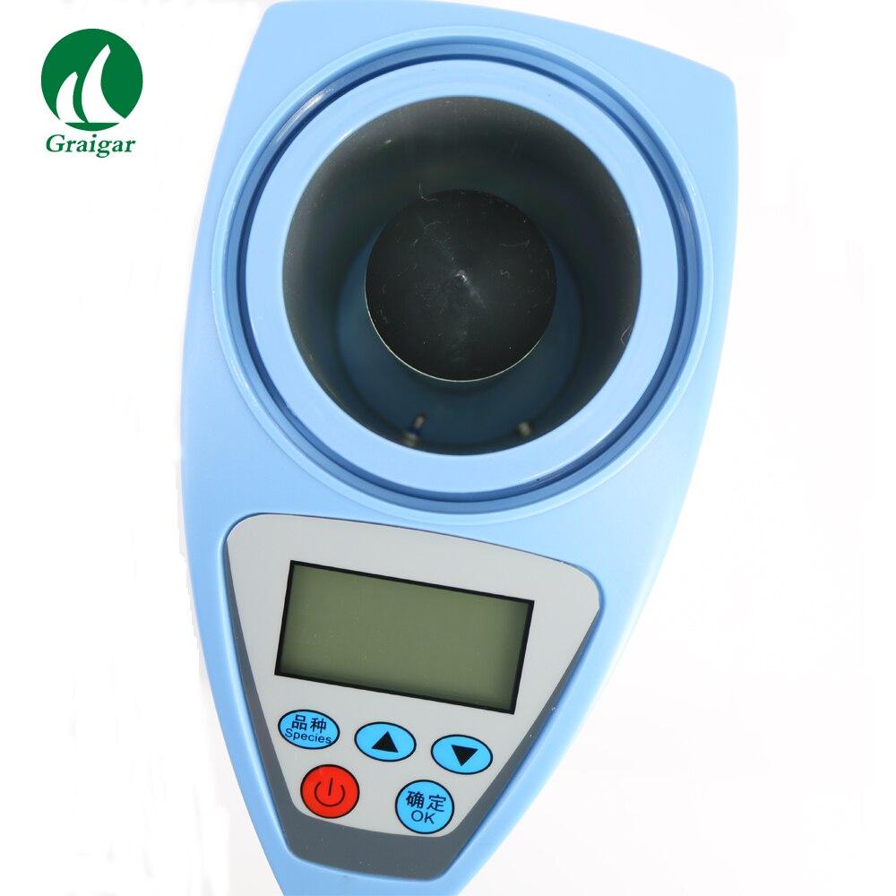 Testeur d'humidité du maïs Grain blé testeur d'humidité du Grain LDS-1G compteur d'humidité ordinateur gamme d'essai: 3% --- 35%