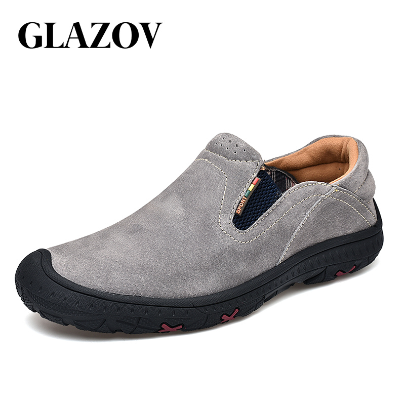 Men   Leather   Sneakers Men Tenis Casual Shoes Loafers Spring Autumn Mens Moccasins Shoes High Quality   Leather   Men's Flats Shoes