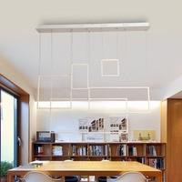 minimalismo creativo moderno colgante led luces para saln comedor lamparas colgantes acv cuerpo de